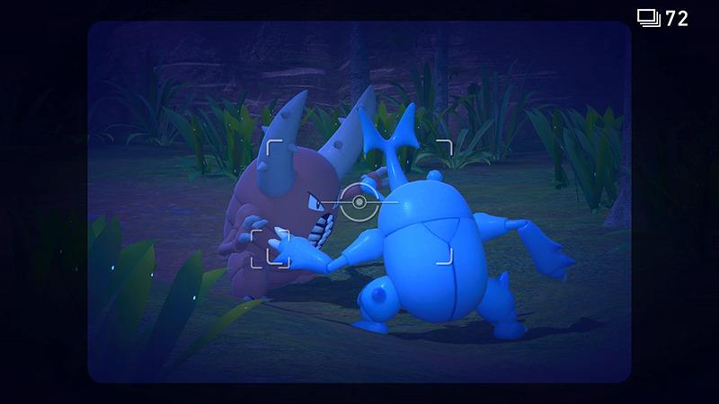 凱羅斯與赫拉克羅斯於設定上互相爭鬥,但從未於其他遊戲展示過,在《 New 寶可夢隨樂拍》終於可以一見這場面。
