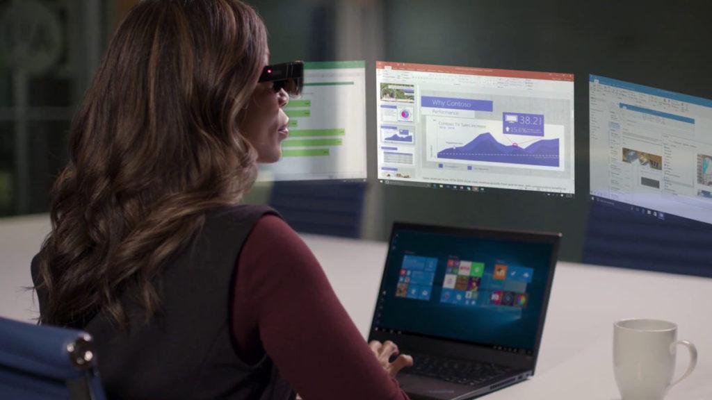PC 版連接筆電後,可以模擬出最多 5 個 1080p 屏幕。