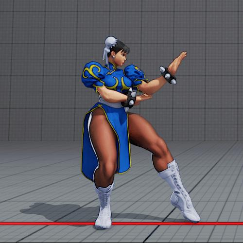 春麗是來自《街霸》的人物,由於與過往多年遊戲女角色皆是溫柔形象不同,成為了女權份子的遊戲指標人物。