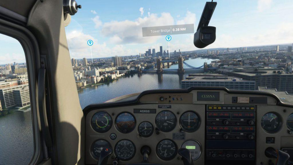 Microsoft Flight Simulator 將於 2 月 11 日推出英國的大型更新,屆時將可看到更多英國風光。