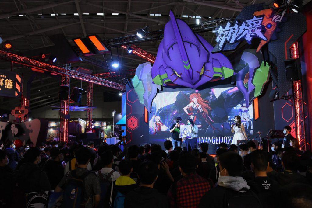 「台北電玩展」上個禮拜開show,應該係2021年第一個回復實體舉行嘅國際性展覽會。(官方相片)