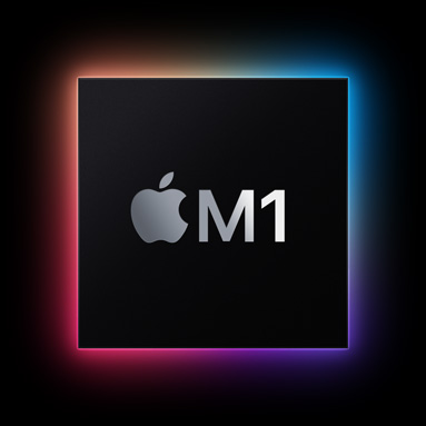 現時 Apple M1 處理器是採用 5nm 製程生產的。