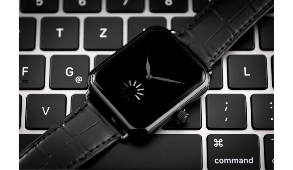 向Apple Watch致敬嘅Swiss Alp Watch Final Upgrade最終升級版 本,貴好很多倍㗎!