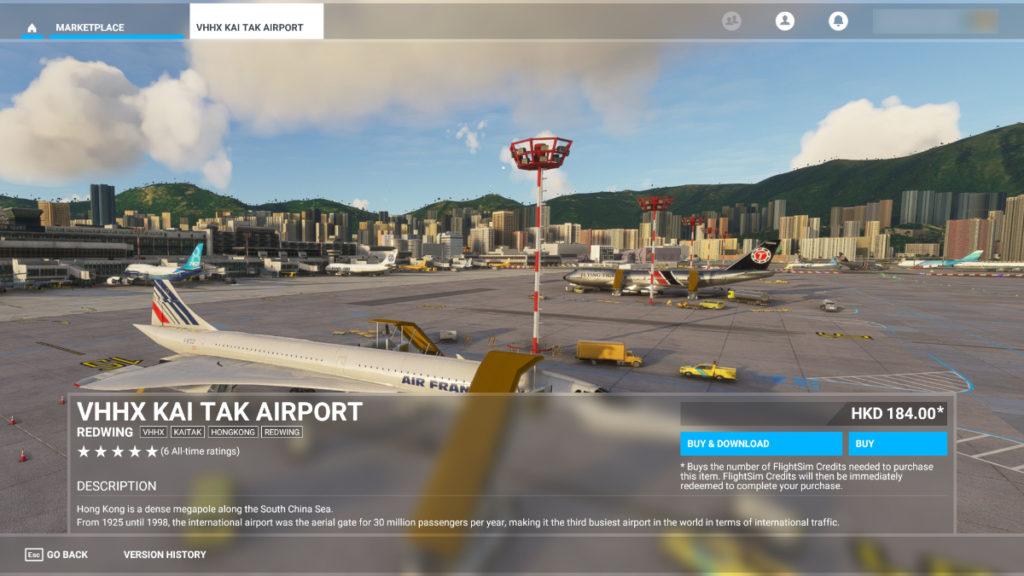 啟德機場是香港昔日地標,也給機師帶來挑戰。
