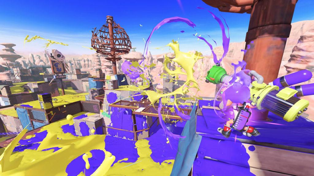 今集將加入以空戰為主的「魷魚生成」。