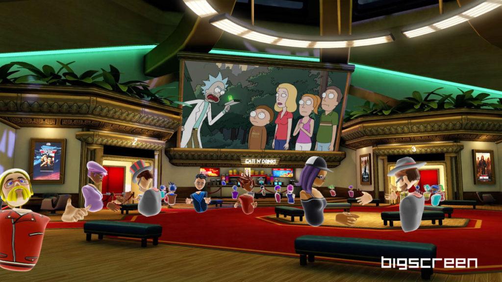 官方大廳會定期舉辦 3D 電影欣賞活動,可以跟外國人交流,可惜電影欣賞會不支援香港用戶(要付費的)。
