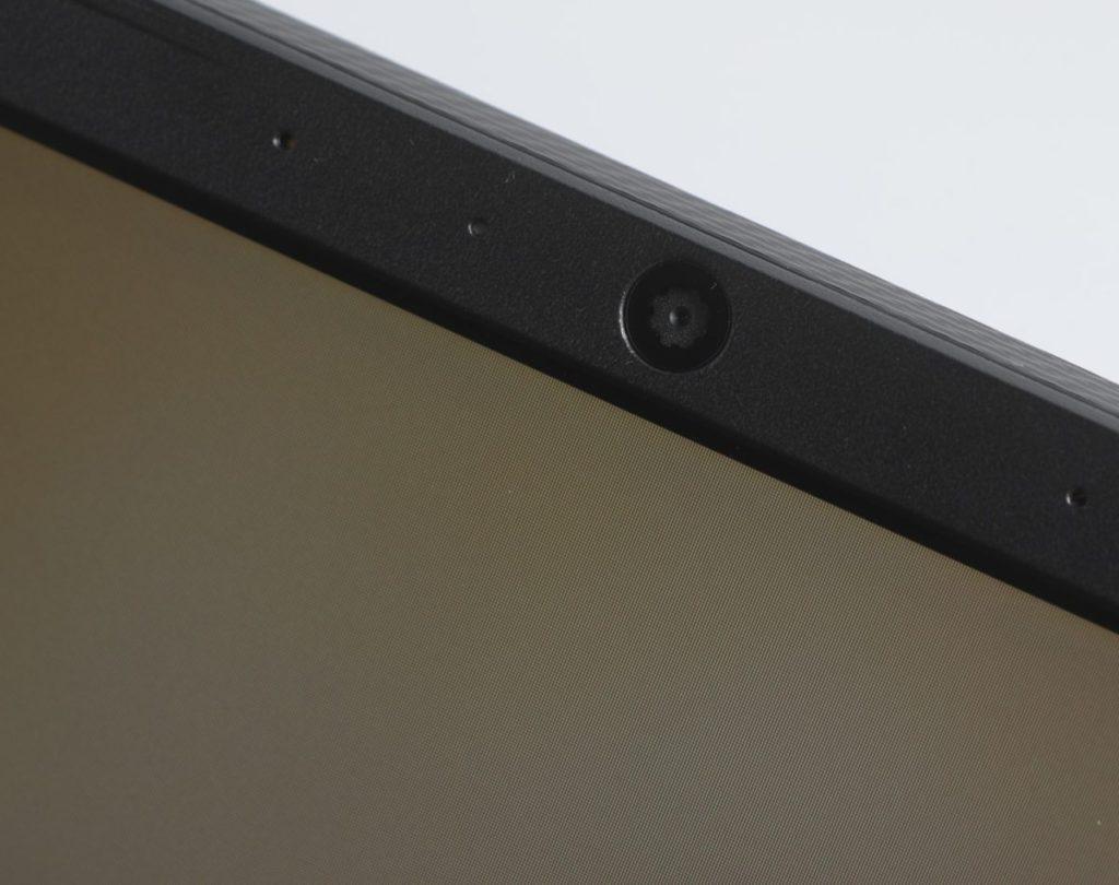 HD Camera 位於機身頂部