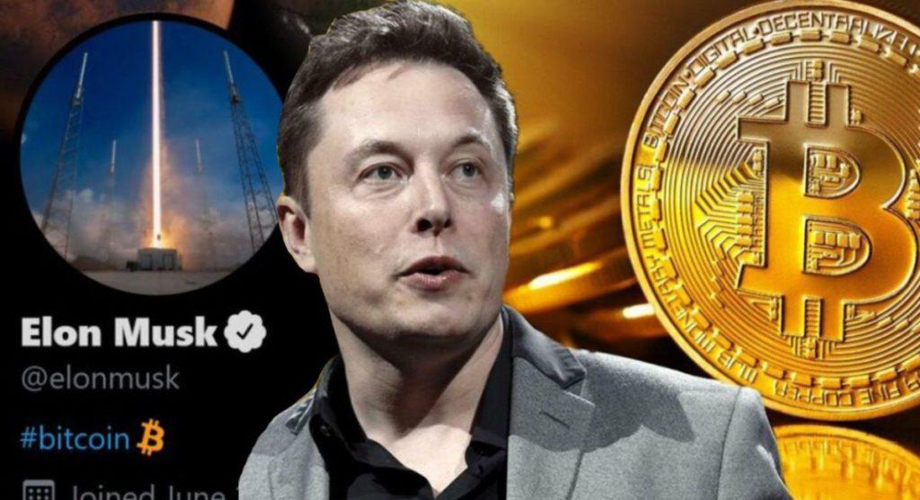Elon Musk 最近多次在 Twitter 上表露他對投資加密貨幣的興趣。