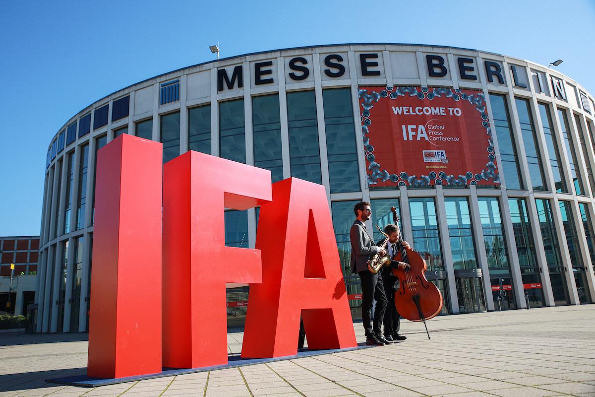 很多業界人仕都希望能再次踏足柏林的 IFA 場舘。