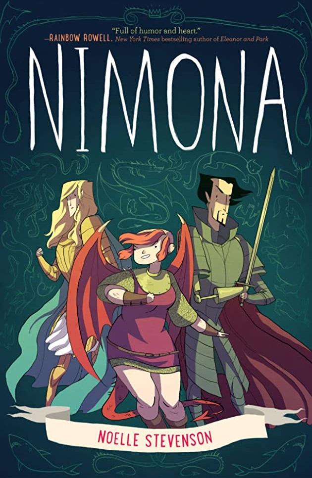 目前仍在製作中的《 Nimona 》直接胎死腹中。