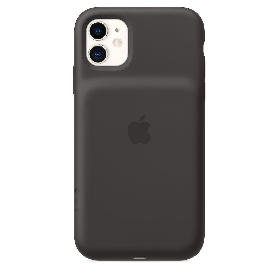 Apple 現時只有智慧型電池護殼一款官方「電池組」,新的「電池組」充電提示是否在暗示 Apple 會推出新的流動電池呢?
