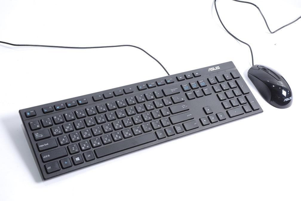 以全套連鍵盤及滑鼠的方式出售。