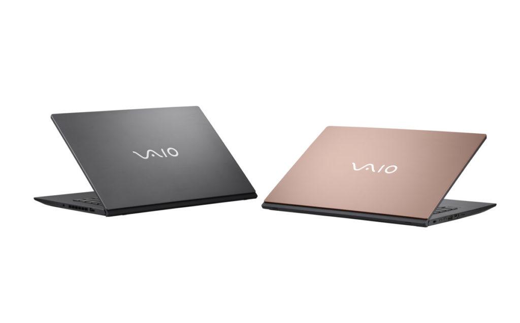 採用 11 代 Intel Core 處理器的全新 Vaio SE14