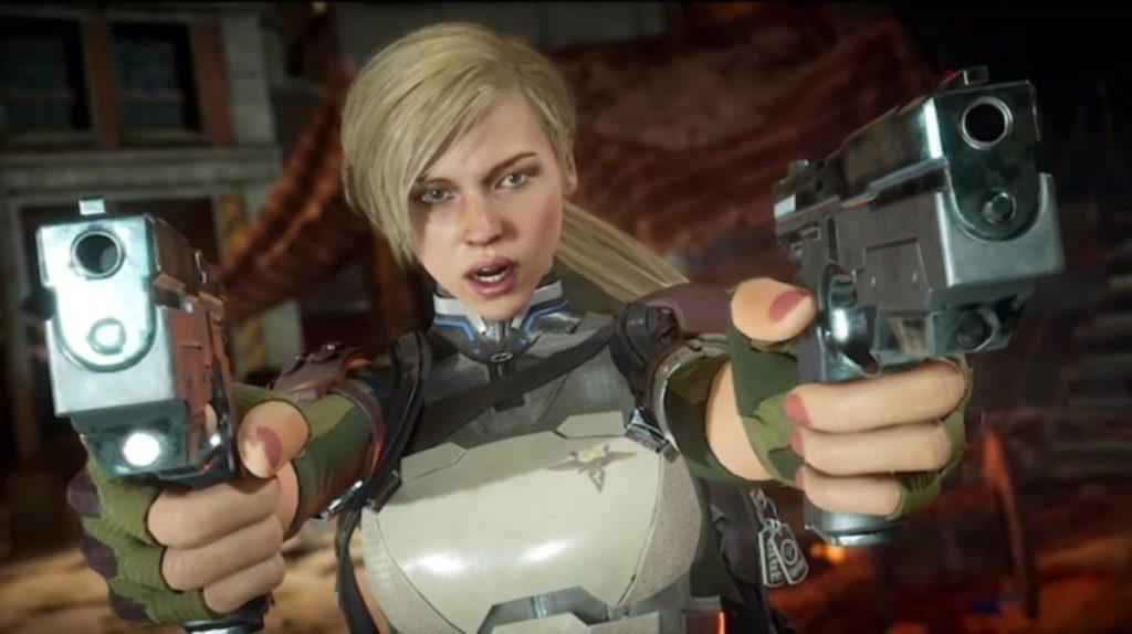 內文亦有提到《 Mortal Kombat 》女角色 Sonya Blade ,可見文章作者理應有做足功課,理應清楚春麗並非該遊戲的角色。