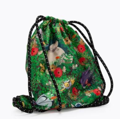 POKEMON GYM BAG( ¥3,000 日圓,約港幣 $221 )