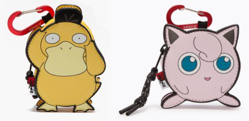 POKEMON CLIP-ON POUCH( ¥2,000 日圓,約港幣 $15 )