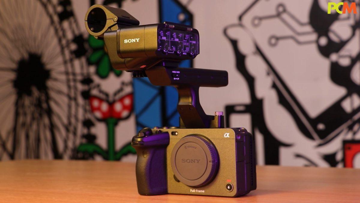 XLR 手柄集錄音功能與高可攜性於一身。