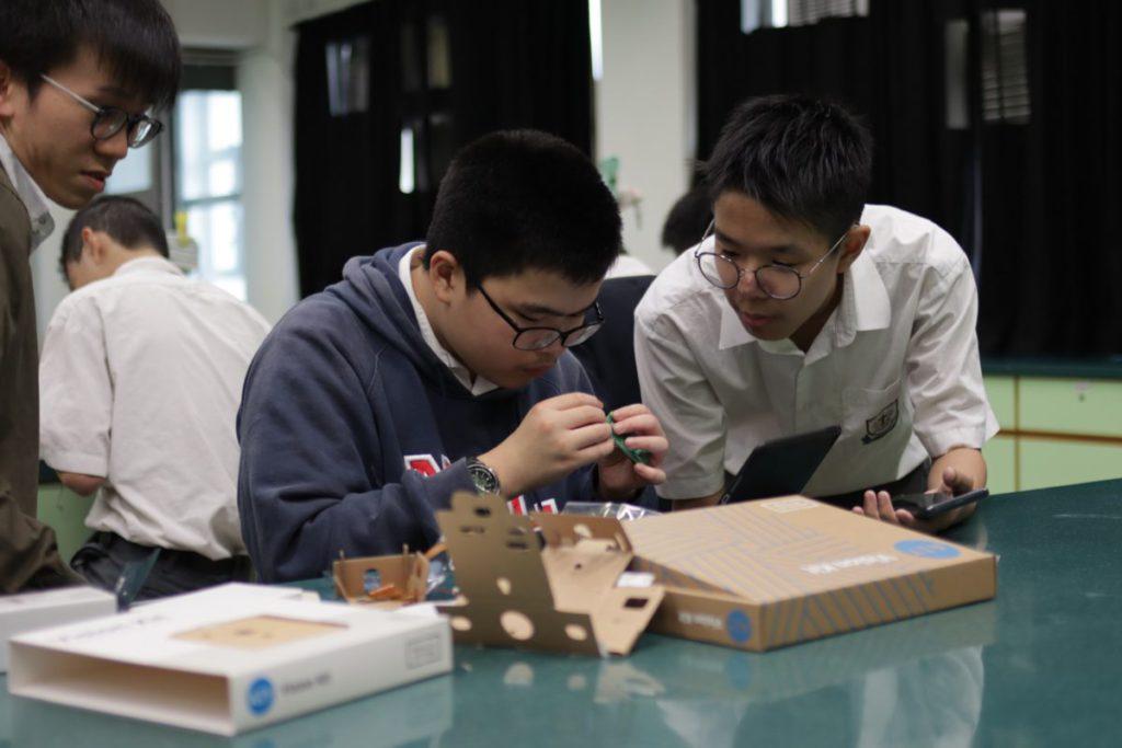 通過動手製作AIY Vision Kit,就可認識硬件原理及AI操作所涉及的基礎流程。