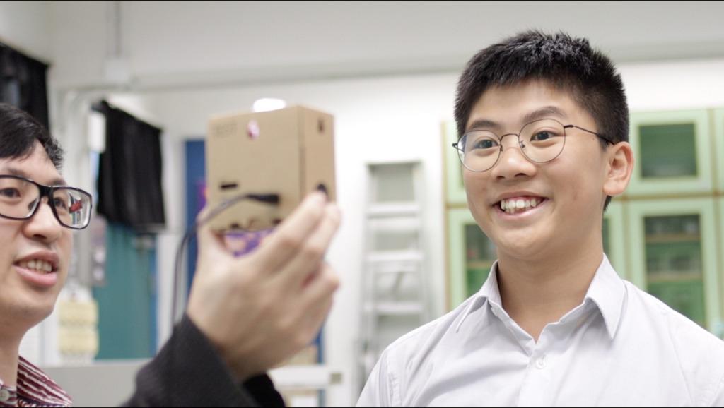 AIY Vision Kit內有微笑模型,但通過訓練數據,可讓同學通過實作掌握。
