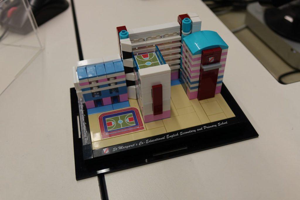 學生杜展朗成功向學校爭取籌辦Lego Club,興趣能讓學生發揮很高的自學動力。
