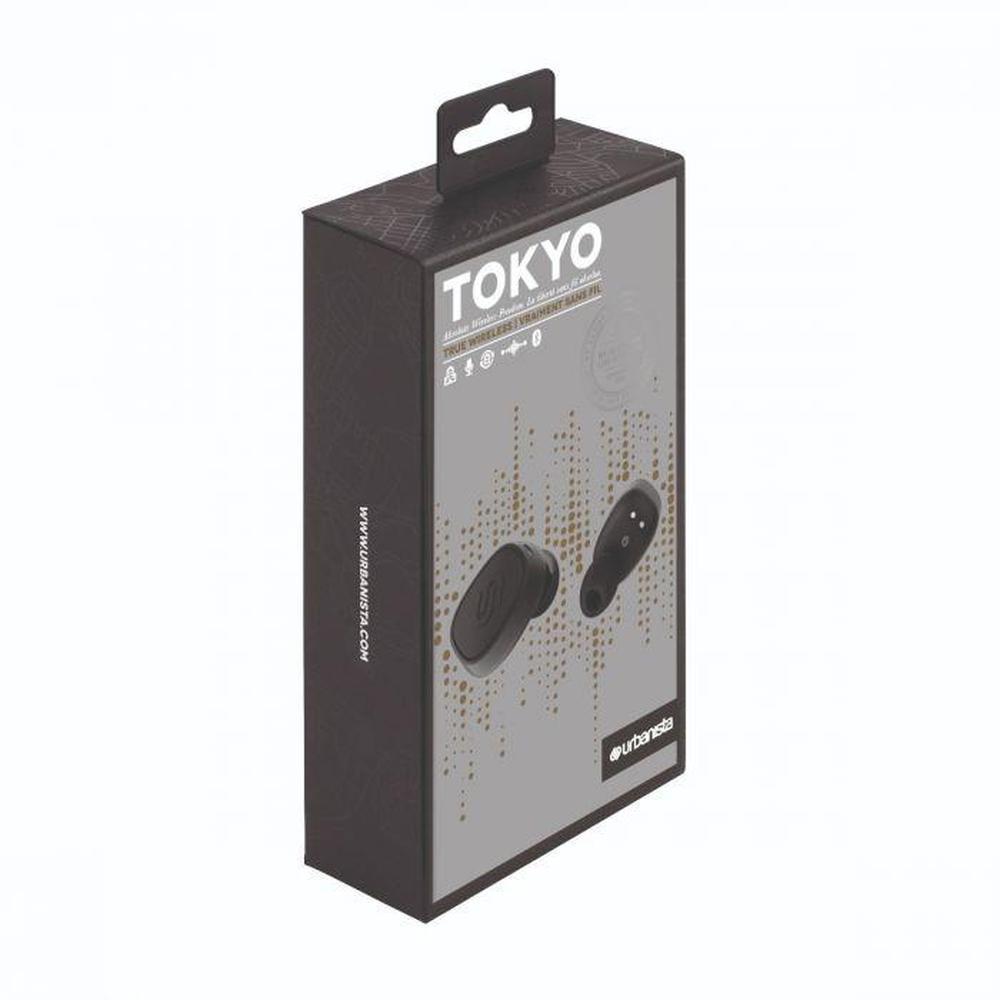 瑞典廠牌 Urbanista 有款 Tokyo Plus 真無線藍牙耳機,用上藍牙 5.0 技術,兼容 Android 、 iOS 和 Windows 平台。