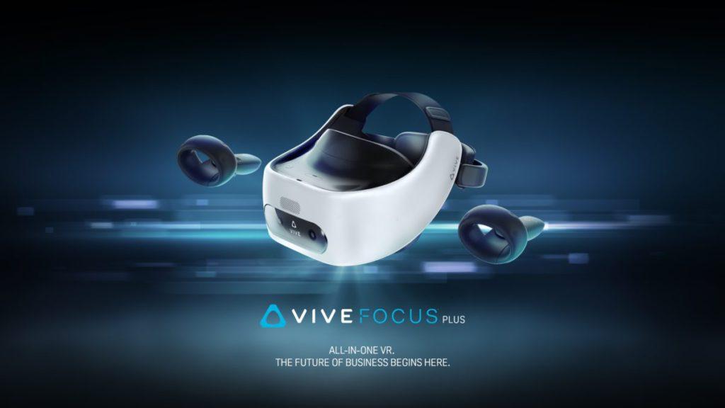 上一代 Vive Focus Plus 獨立型 VR 裝置已經是 2019 年的產品,所用的處理器是 Qualcomm Snapdragon 835 ,都是比較舊的規格。