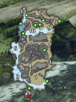 有住詳細標記,玩家就再不怕迷路。
