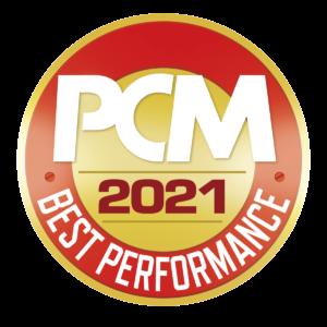 PCM Best Performance 2021