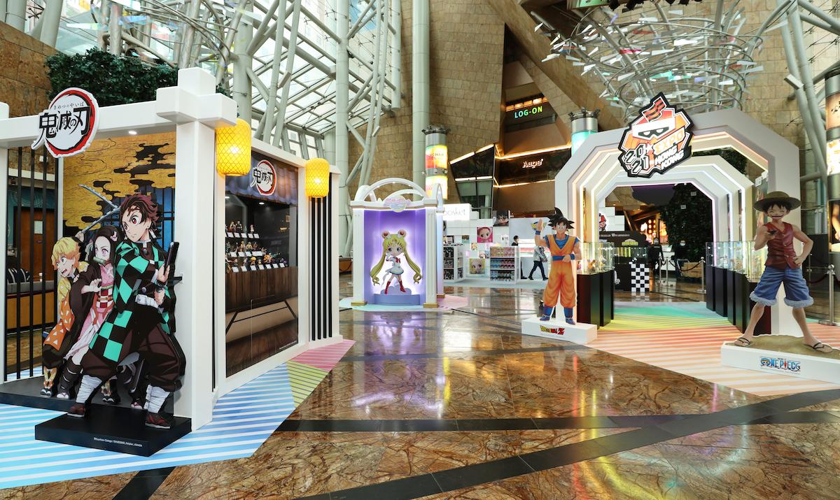 香港首次舉行 「 BANPRESTO EXPO 」。