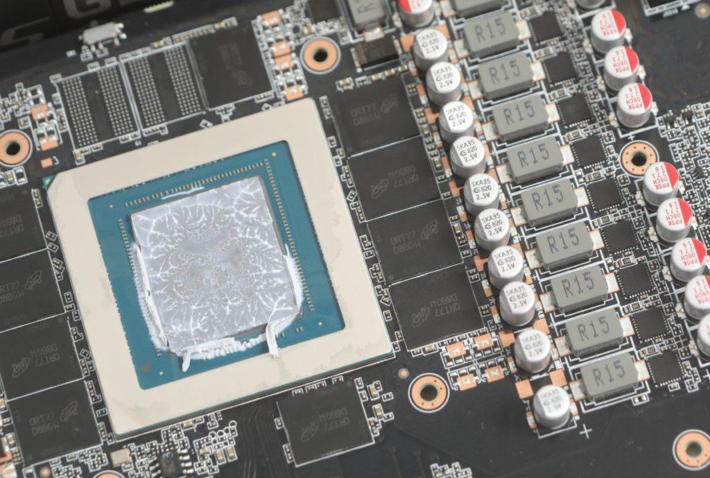 採用 Micron GDDR6X 記憶體