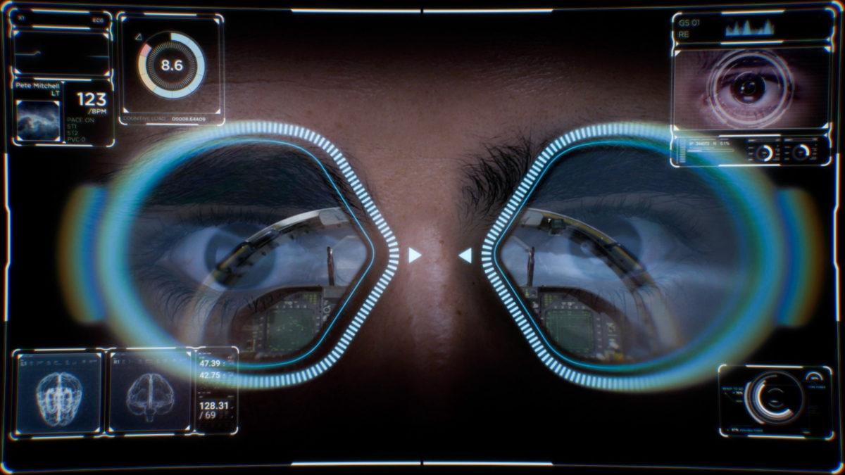 現時具備眼球追踪的商用 VR 裝置 HP Reverb G2 Omnicept Edition 解像度為 2160x2160 。
