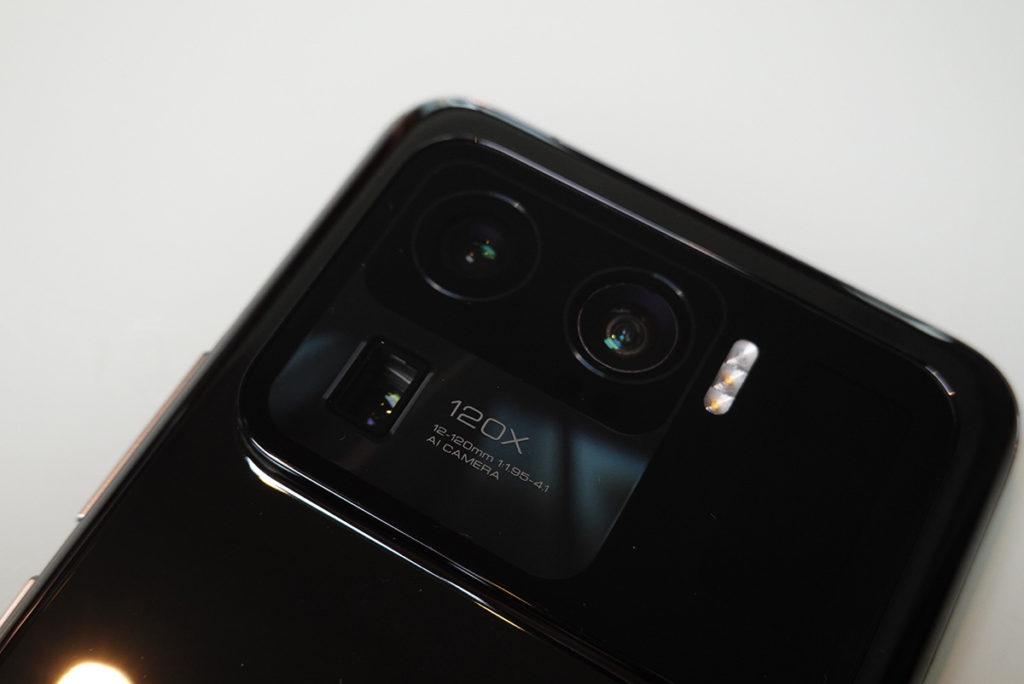 50MP主鏡採用了1/1.12吋Samsung ISOCELL GN2 CMOS,感光元件面積非常大,而且可透過4合1技術模擬更大的2.8μm像素以提升進光量,拍攝出更明亮、更清晰的影像。