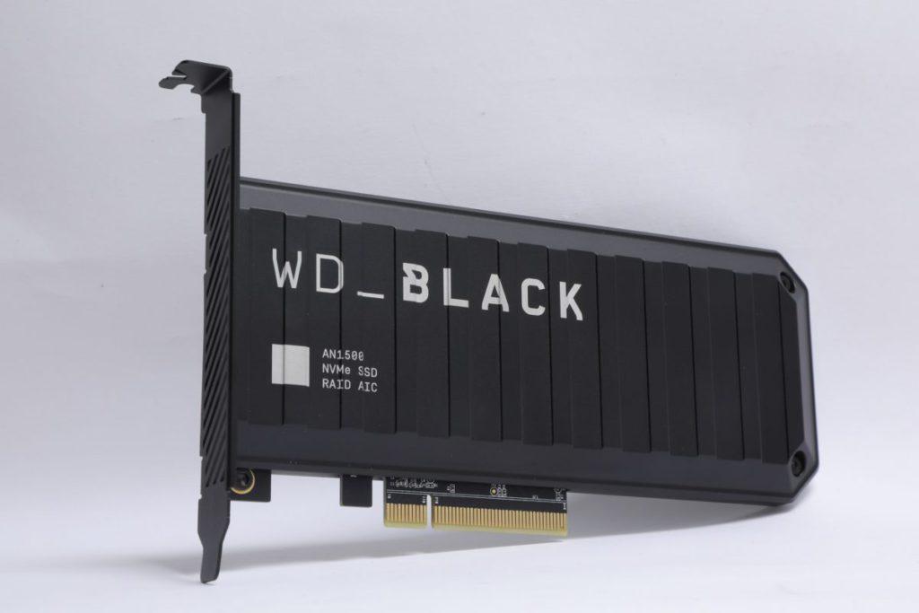 另類之選 WD_Black AN1500 NVMe SSD 1TB