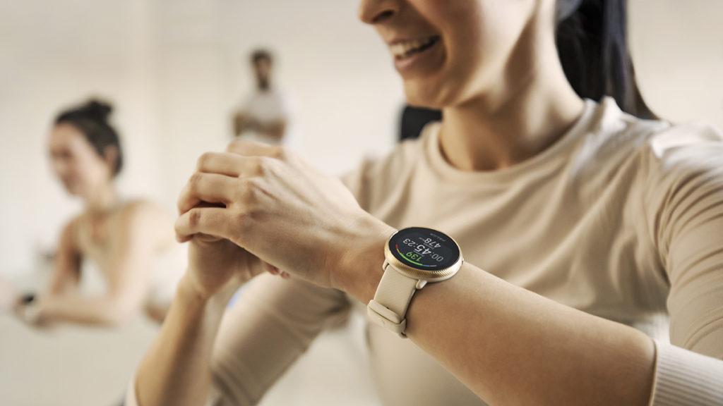 Polar Ignite 2 同樣內置手腕式光學心率感應技術及內置 GPS 以進行準確監測。