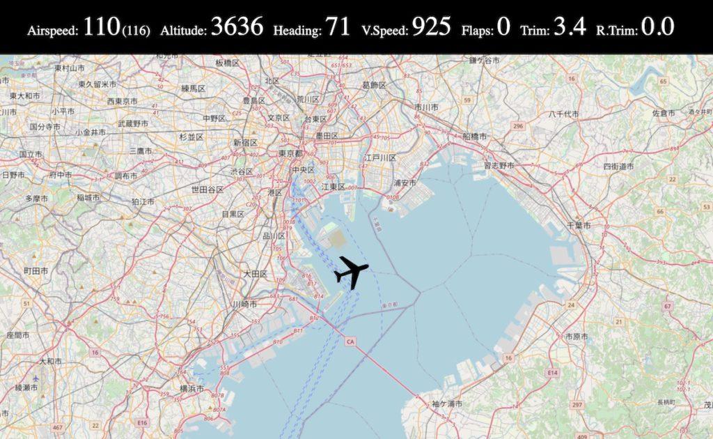 《 VFRMap 》讓大家透過瀏覽器,在 OpenStreetMap 上查看飛機即時位置,同時提供一些有用飛行資訊。