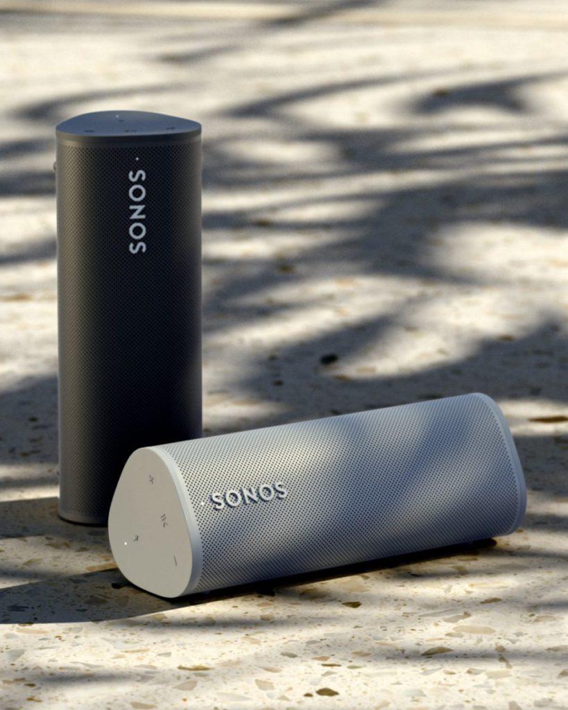 Sonos Roam 是少數同時支援 Wi-Fi 及藍牙接連的流動音響產品
