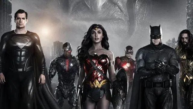《薩克薛達之正義聯盟》由原配導演 Zack Snyder 重新剪輯,並加入多位 DC 漫畫經典角色。