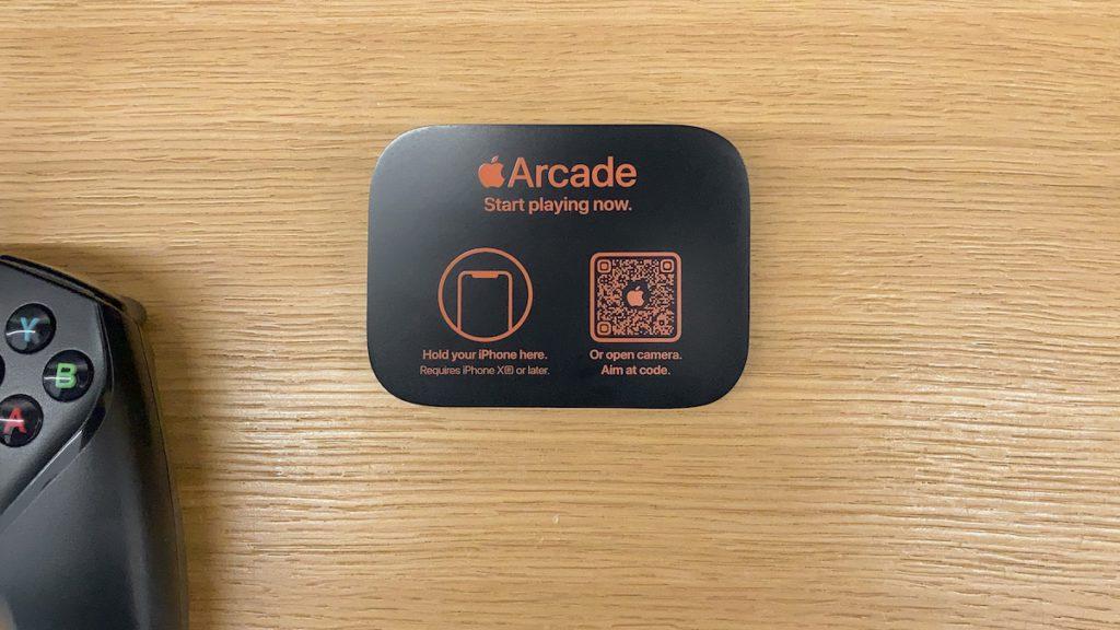 據知,現時只有 Apple 專為旗下實體店訂製的 NFC 標籤才可以觸發那個宣傳通知。