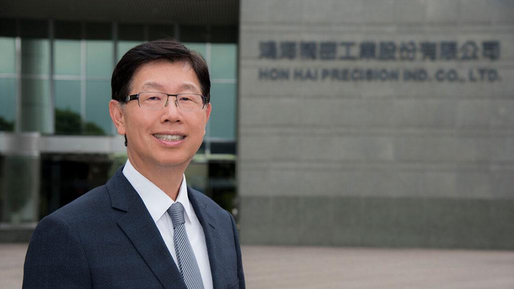 鴻海科技集團董事長劉揚偉
