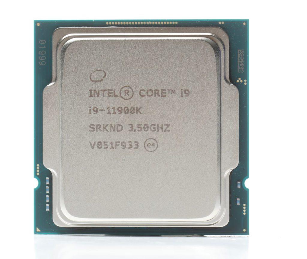 旗艦型號 Core i9-11900K 處理器