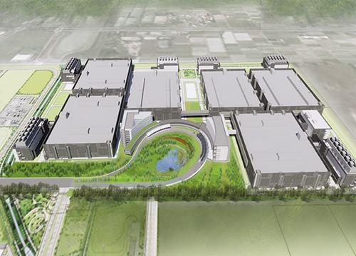 台積電 Fab 18 是 5nm 製程生產設施(渲染圖,來源: TSMC 網站)