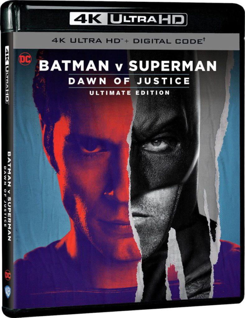 《蝙蝠俠對超人:正義曙光》IMAX 版 4K UHD
