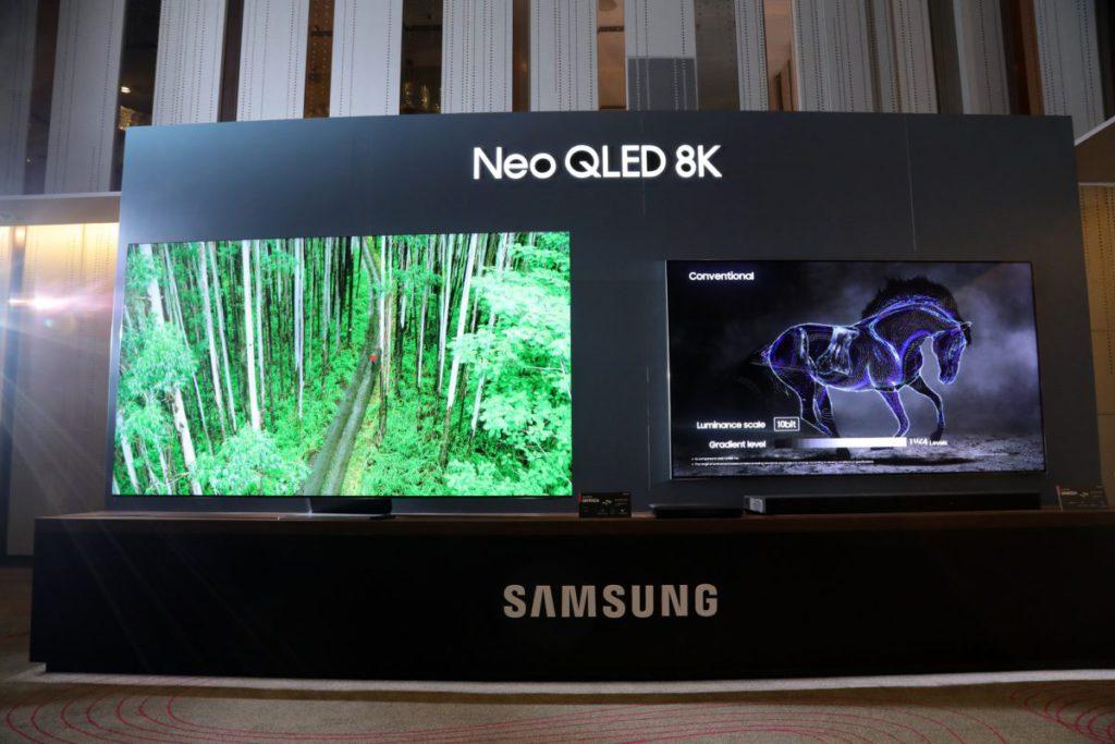 今年 Samsung 以 Mini LED 背光技術加入到 QLED 屏幕後, Neo QLED 電視的畫質有好大改進。