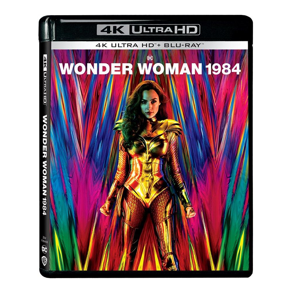 《神奇女俠 1984 》 4K UHD 聲畫出眾