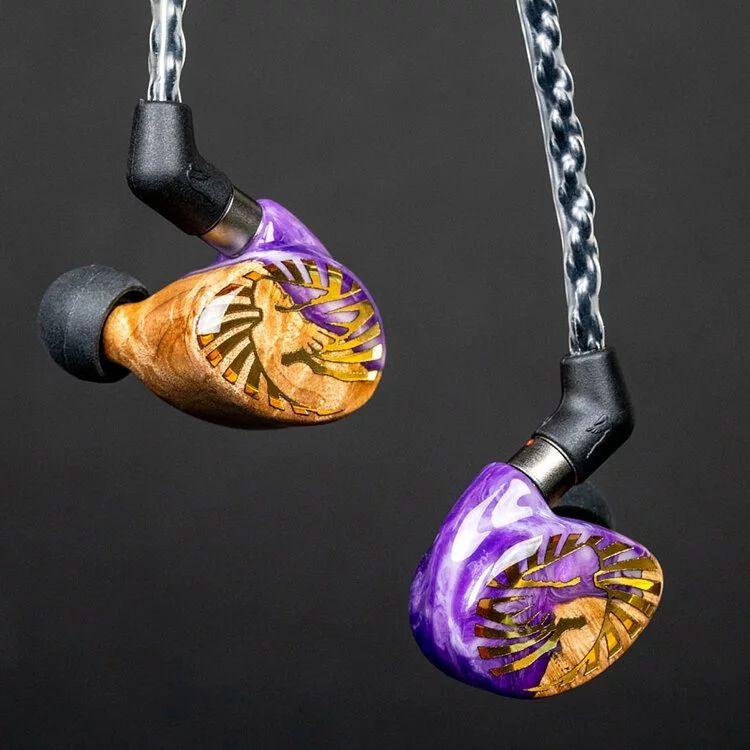 JH Audio Jimi AION 限量版入耳式耳機,全球只限定推出 200 對。