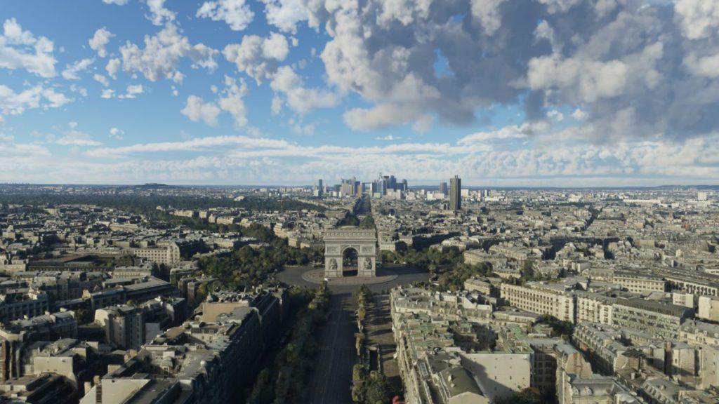 Microsoft Flight Simulator 星期二晚推出法國、比利時、荷蘭及盧森堡四國 World Update 。