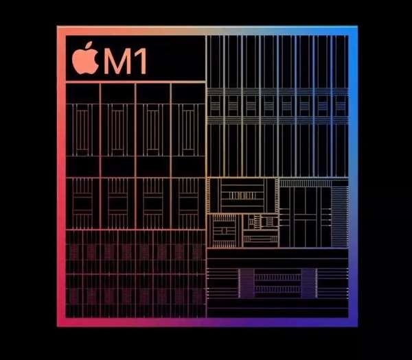 去年 11 月曾傳出 Apple 為了分散產能不足的風險,有意向三星電子下單生產 M1 晶片。