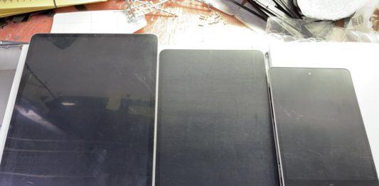 新 iPad Pro 、 iPad mini 6 外殼樣辦照流出