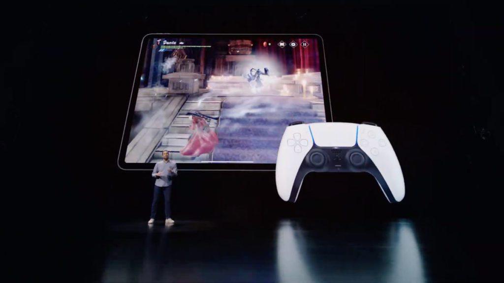 新機支援新一代遊戲機手掣,並提供觸感效果。