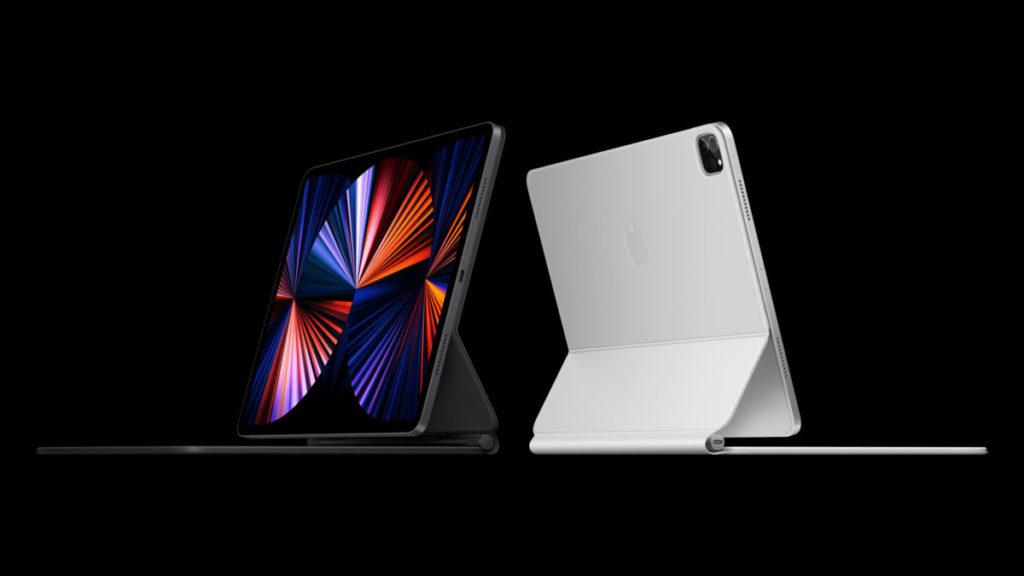 Apple 同時公布 iPad Pro 所用的精妙鍵盤保護蓋同時推出白色供用戶配搭。